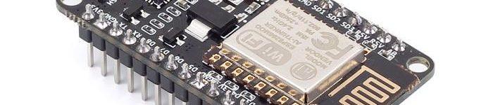 Programmare e configurare NodeMCU usando firmware Tasmota