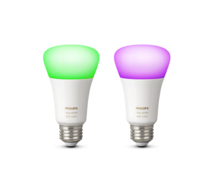 Philips Hue White and color ambiance E27