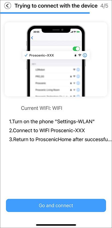 Proscenic M7 Pro - Installazione - 4