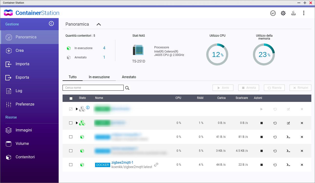 QNAP - FileStation - ZigBee2MQTT Docker - 7