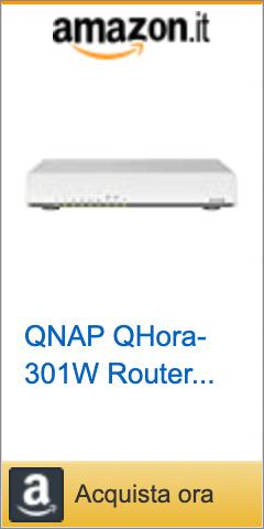 QNAP QHORA 301W - BoA