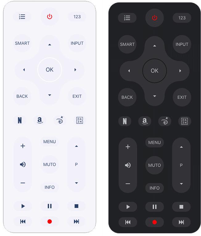 Remote control BW