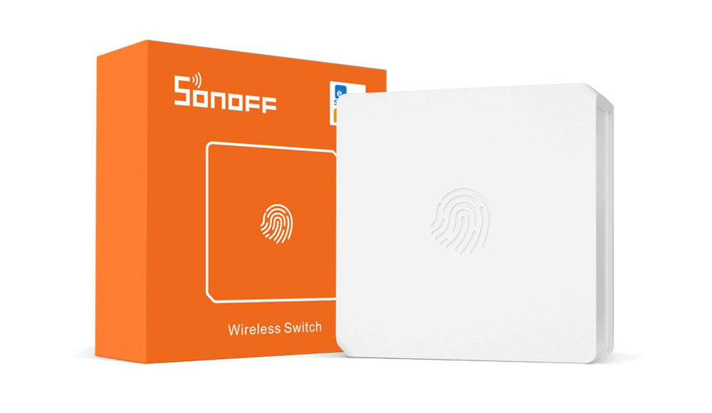 SONOFF SNZB-01 - Zigbee Wireless Switch