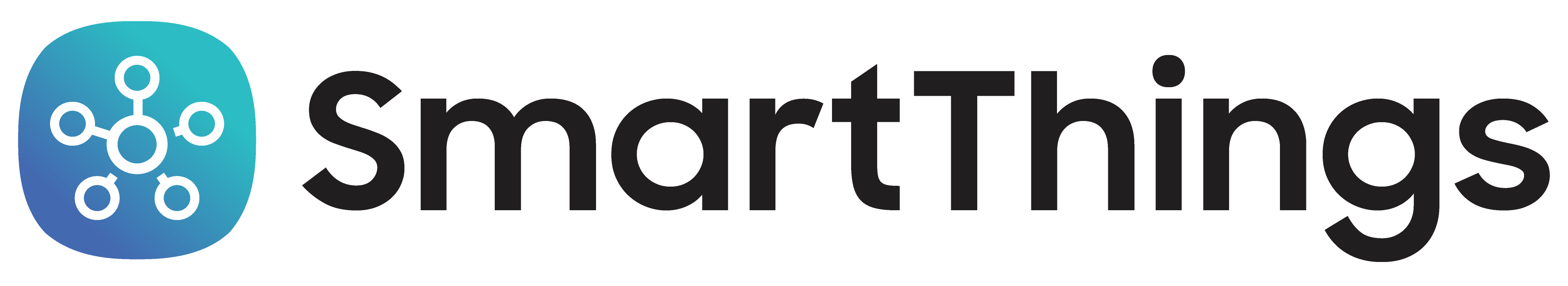 Samsung SmartThings Logo