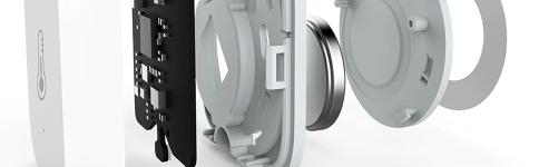 Xiaomi Mijia / LUMI Aqara – sensore di temperatura, di umidità e pressione