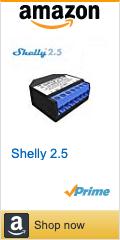 Shelly 2.5 - BoA