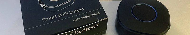 Shelly Button1 (pulsante wireless)
