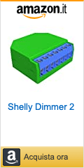 Shelly Dimmer 2 - BoA