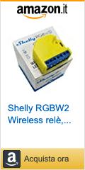 Shelly RGBW2 - BoA