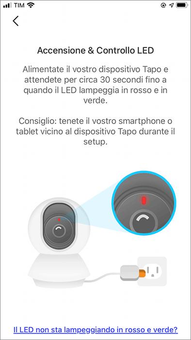 TP-Link Tapo C200 - Installazione - 1