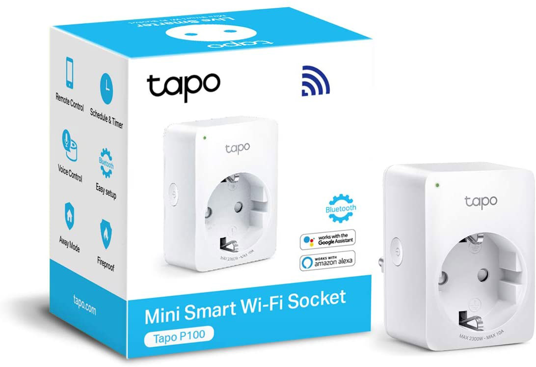 TP-Link Tapo P100 - Package