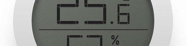 Recensione: Xiaomi Mijia – sensore di temperatura/umidità LCD Bluetooth