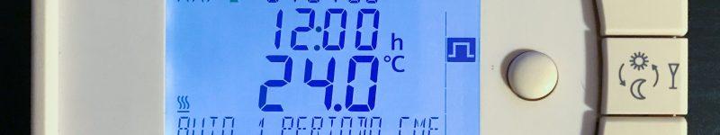 Domotizzare il riscaldamento autonomo tramite contatto pulito e Home Assistant (senza termostato fisico)