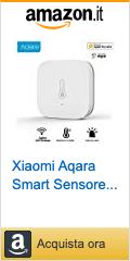 Xiaomi LUMI - Sensore di temperatura umidità e pressione - BoA