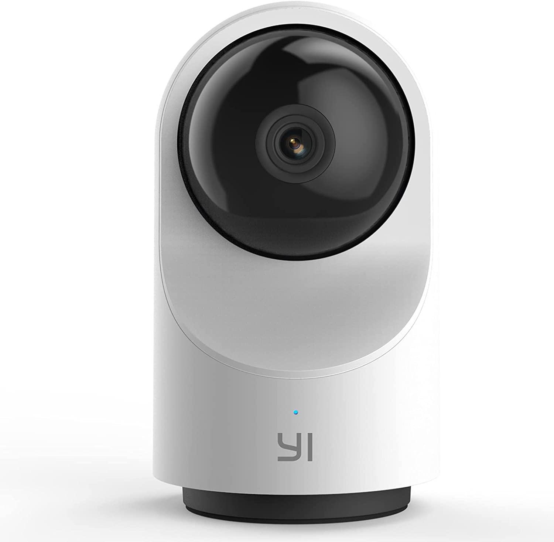 YI Telecamera Wi-Fi Interno 1080p Dome X