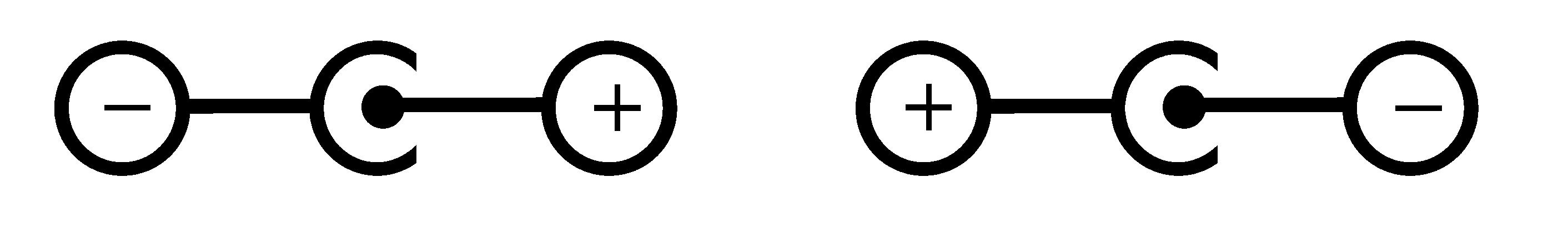 connettore coassiale a barilotto - polarità