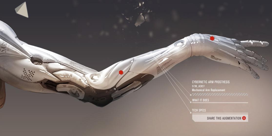 Attuatori e dispositivi: i muscoli