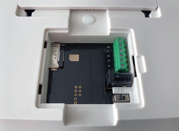 eTiger S5 - Back