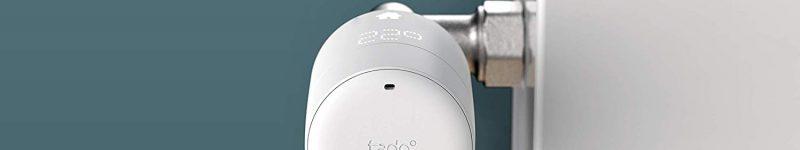Offerta Amazon su tutta la gamma di teste termostatiche Tado°!